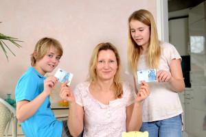 Wichtig: Auch eventuelles Taschengeld mit einplanen